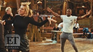 Taylor Swift, Idris Elba Dance In 'Cats'