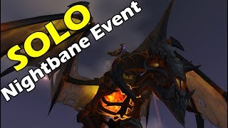 SOLO the Nightbane Event (Smouldering Ember Wyrm) !!