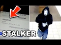 STALKER SENDS ME MORE THREATENING VOICEMAIL'S (THIS IS GOING TO FAR - STOP)