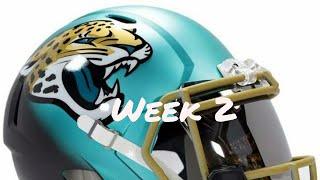 Smith  mic'd up vs Patriots (Week 2) Jaguars Celebration