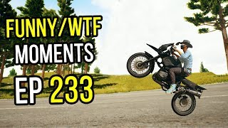 PUBG: Funny & WTF Moments Ep. 233