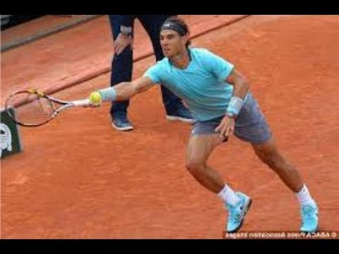 Rafael Nadal vs David Ferrer - 2014 French Open - (Roland Garros Hightlights & Review)