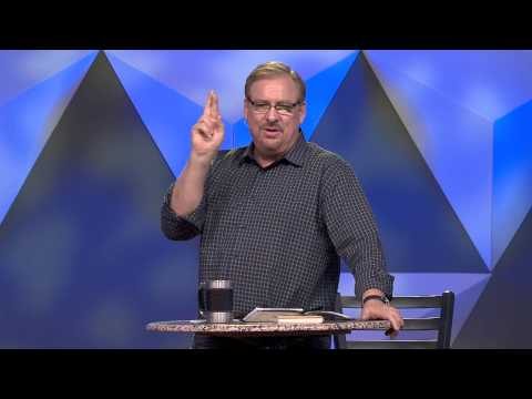 Transformed: How To Face The Fears That Ruin Relationships with Pastor Rick Warren