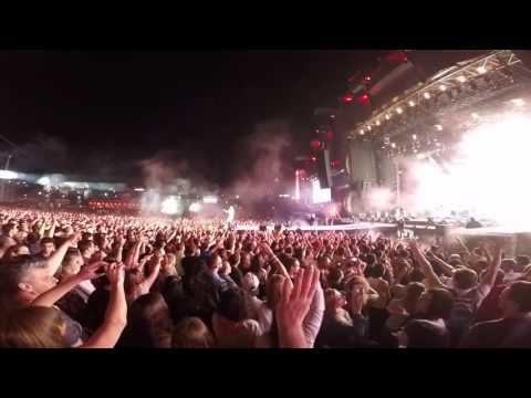 Queen - Radio Ga Ga - Live at Rock n Rio 2016 Lisbon