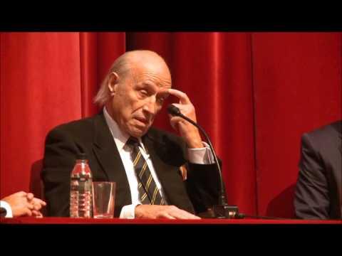 Conferencia de D. Antonio Garcia-Trevijano en Guadix
