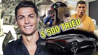BẠN CÓ BIẾT VỀ RONALDO - Siêu sao hảo tâm và sở hữu siêu xe đắt nhất thế giới