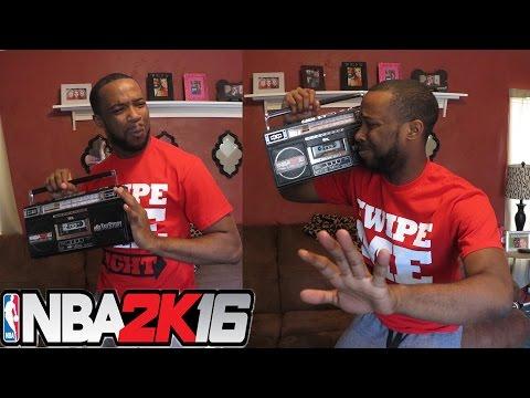 NBA 2k16 Mystery Gift! Copy Of NBA 2k16 Early? Offical Soundtrack?@NBA2k @Ronnie2k #BeTheStory