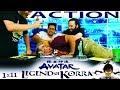 Legend Of Korra 1x11 REACTION!!