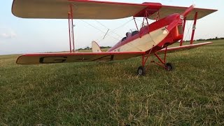 Tiger Moth Maiden