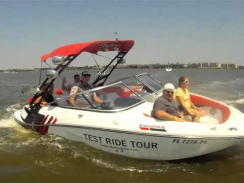 SEA-DOO TEST RIDE TOUR - Consumer Reviews - Lake Lewisville. Texas