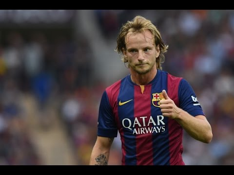 Ivan Rakitic ● Skills, Assists Pre Season part1 ● Barcelona 2014/2015