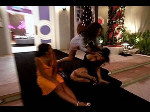 Bad Girls Club - Can Buy me Love - Episode 4 - Portia fights Natalie
