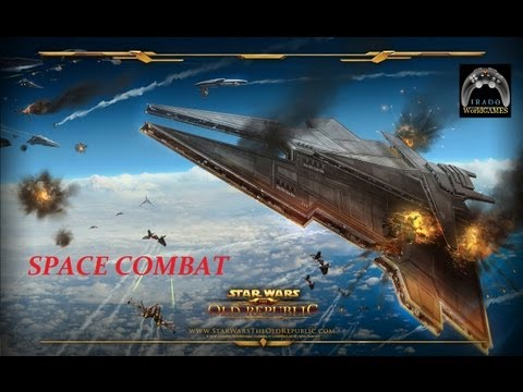 Star Wars The Old Republic Space Combat: Video Especial [pt-BR]