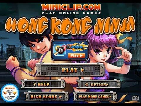Daily Uploads Week - Day 3: Hong Kong Ninja Gameplay
