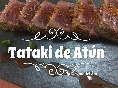 Tataki de Atún Rojo | Almadraba | Cádiz