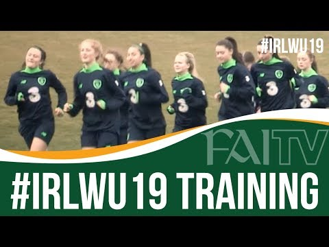 #IRLWU19 Training at FOTA Island