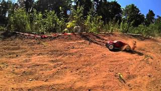 Team Associated RC18T Backyard track