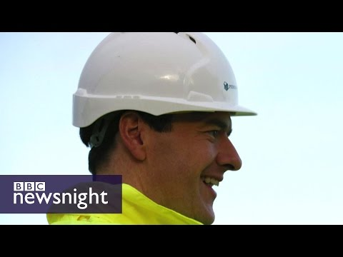How will we remember George Osborne? - BBC Newsnight