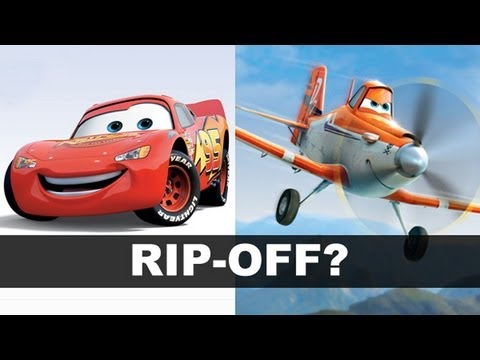 Disney Pixar Planes : Cars Spin-off or Rip-off? - Beyond The Trailer