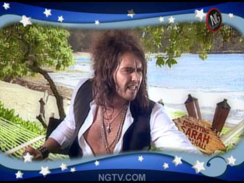 Jason Segel & Russell Brand on Forgetting Sarah Marshall Pt.2 of 2