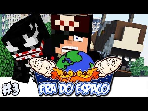ATAQUE DE ALIENS! - Era do Espaço ft Venom #3