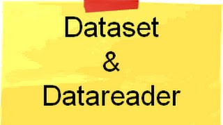 c# and ADO.NET interview questions:- Dataset is a disconnect while datareader is connected.