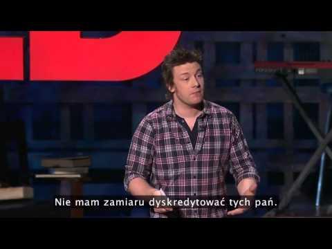 Jamie Olivier - Ucz Każde Dziecko Jak Zdrowo Się Odżywiać