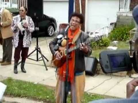 Sister Rosetta Tharpe Historical Marker Ceremony with Monnette Sudler Performing