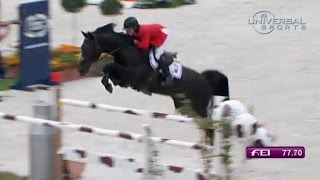 USA 3rd In Show Jumping At Equestrian Games - Universal Sports