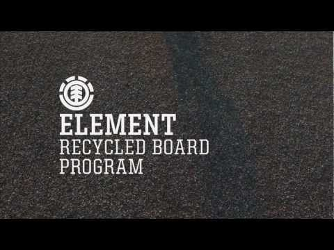 ELEMENT &quot;NO BOARD LEFT BEHIND&quot; COMMERCIAL