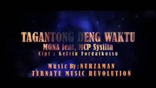 T.M.R Nurzaman ft Mona Latumahina - tagantong deng waktu - Remix (Official Music Video)