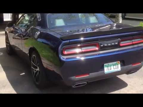 2015 Dodge Challenger R t 392 Scat Pack video