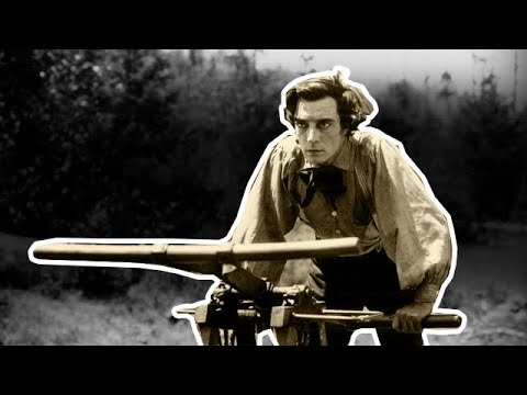 THE GENERAL | Buster Keaton | Full Length Action Movie | English | HD | 720p