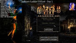 Diablo 2: Day 1 LADDER RESET w/ DJwaters22, Xtimus - Steam Highlight