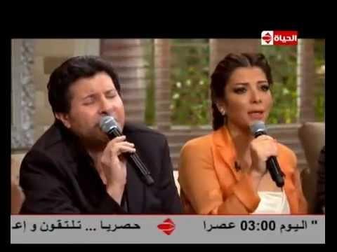 هاني شاكر اغنية لو بتحب حقيقي و أصعب لحظات برنامج صولا