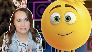 Rachel Reacts to The Emoji Movie Trailer 🙄 || Adorkable Rachel