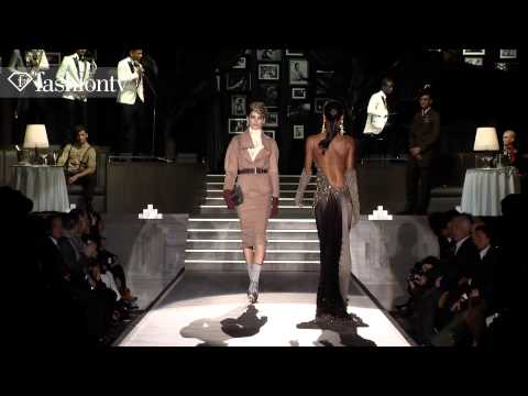 Dsquared2 Fall/Winter 2013-14 | Milan Fashion Week MFW | FashionTV