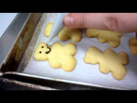 Come Fare i Biscotti per Bambini di Pasta Frolla – Ricette Dolci e Cucina