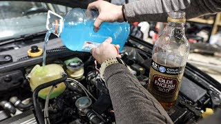 Will GATORADE work as COOLANT?? | Junk of the Month Ep. 2