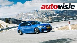 Stuurmanswegen Dolomieten: de lekkerste bergpas per BMW 120i