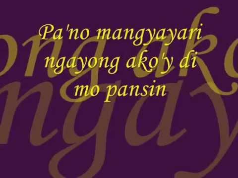 Pangarap ka na lang ba? w/ lyrics ^^ by Chuno