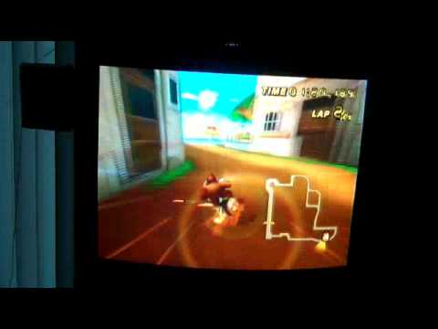 Mario kart secret passages youtube - Passage secret mario bros wii ...