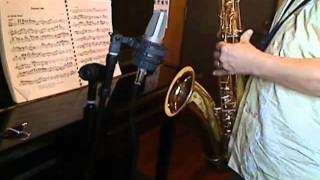 Donna Lee (Theme) - Tenor Sax