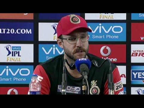 RCB v SRH, Final: Virat Kohli has been exceptional, says Daniel Vettori