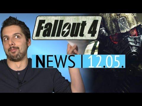 Fallout-4-Trailer von Guillermo del Toro - Neue Xbox One aufgetaucht - News