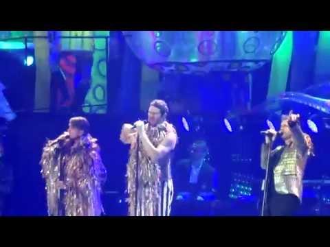 Take That - The Garden - 28-4-15 Glasgow HD