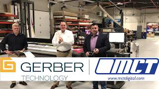 Gerber Technology has acquired MCT Digital