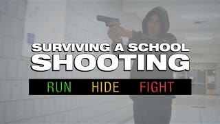 "Run Hide Fight ""Surviving A School Shooting"" Introduction"