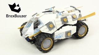 Lego Ninjago 70588 Titanium Ninja Tumbler - Lego Speed build