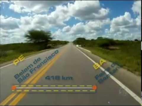 Bandidos na Estrada - Br 116 - Bahia - Jornal da Record